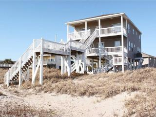Pirate's View 7801A East Beach Drive - Oak Island vacation rentals