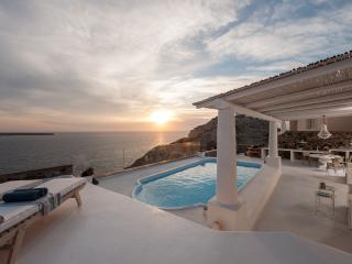 Captains' House in Santorini - Kato Asites vacation rentals