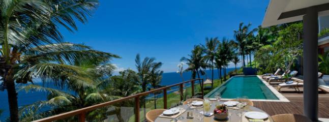 Malimbu Cliff Villa - Kuta vacation rentals