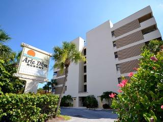 Arie Dam  402 - Nicely renovated Gulf Front condo with pool & spa! - Redington Shores vacation rentals