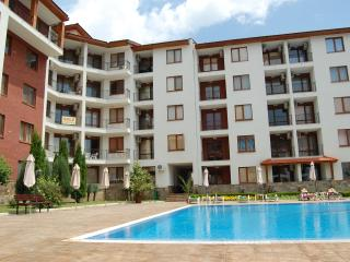 Pool-view 2-BDR apartment close to beach - Nessebar vacation rentals