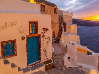 HELIOS or SISTERHOOD of the traveling pants! - Oia vacation rentals