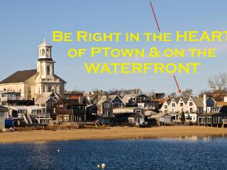 2 BR Panoramic Beach Front ★2 Floors★Downtown★A/C - Provincetown vacation rentals