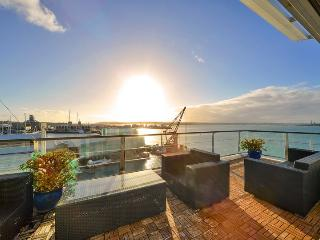 Penthouse Waterfront 3 bedroom Apartment on Princes Wharf, Auckland - Auckland vacation rentals