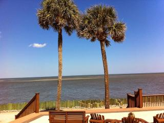 Oceanfront Condo on a Private Island with Golf! - Fripp Island vacation rentals