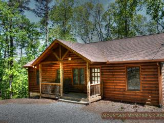 Gileads Balm, Two bedroom Coosawattee, Hot tub - Ellijay vacation rentals