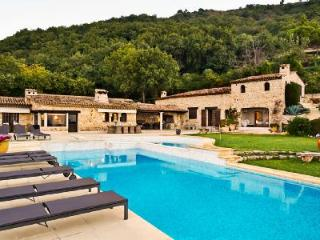 La Galine, Luxury 7 Bedroom Villa in France - Alpes Maritimes vacation rentals
