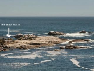 Beach house on the rocks - Bakoven vacation rentals