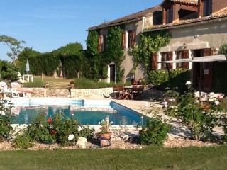 House/B&B with large pool, garden, full facilities - Bergerac vacation rentals