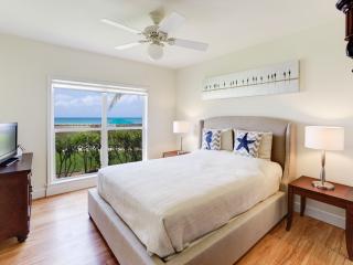 New to Market - Stunning 3bd/2bth Beachfront Condo - Seven Mile Beach vacation rentals