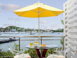 Gorgeous 2 bedroom, 2.5 baths luxurious townhouse at Coral Beach Club! - Dawn Beach vacation rentals
