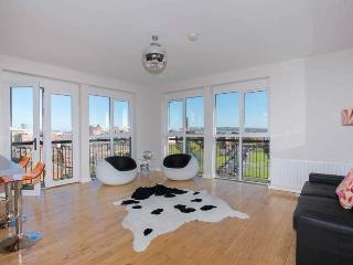 PENTHOUSE & OFFICE APARTMENT BELFAST CITY VIEWS ! - Belfast vacation rentals