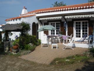 maison individuelle5 pièces à  Noirmoutier - Noirmoutier Island vacation rentals