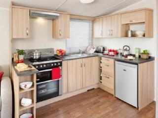 2015 Caravan located on Perran Sands Holiday Park - Perranporth vacation rentals