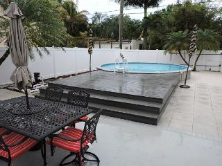 Your Hollywood Cove 2/2  up to 8, Heated Pool  Close to the Beach - Hollywood vacation rentals