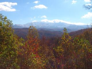 ABSOLUTE PERFECT Views and Location - Pigeon Forge vacation rentals