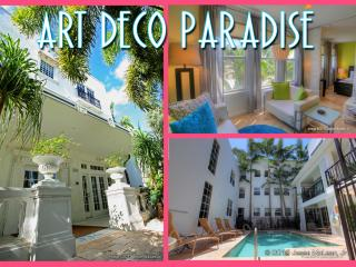 $95/night & up in Paradise! South of 5th Art Deco - Miami Beach vacation rentals