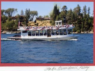 Spectacular Lake n Village View - Beach Pass -WiFi - Lake Arrowhead vacation rentals