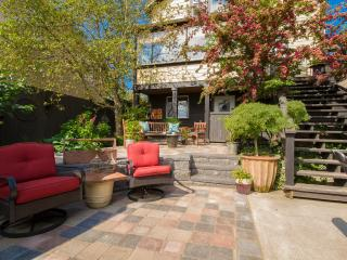 Private Fully Furnished 2 bdrm suite Downtown - Nanaimo vacation rentals