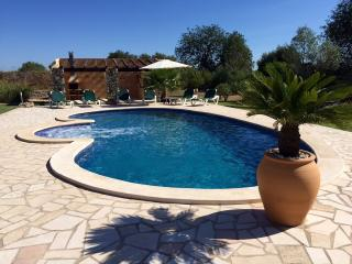 TRADITIONAL FINCA ON 30000qm PLOT,POOL,CLIMATE,BBQ - Majorca vacation rentals