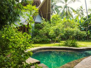 Remarkable Bamboo 3 storey House Pool WIFI nr Ubud - Ubud vacation rentals