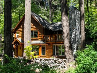 BURNT MILL CANYON COTTAGE, IMMACULATE, JUST FOR 2 - Lake Arrowhead vacation rentals