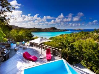 Spacious villa with amazing ocean views WV APL - Petit Cul De Sac Beach vacation rentals