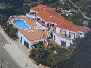 Villa, private pool & sea views nr Punta Prima - Minorca vacation rentals
