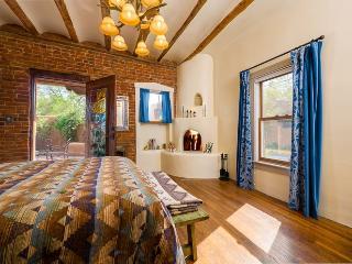 Bonita - Adobe Home in the Heart of the Railyard - Santa Fe vacation rentals