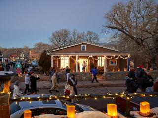 Canyon Road Charmer - On Canyon Four Blocks to the Plaza - Santa Fe vacation rentals