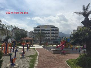 150 m to the sea lux apartment 2+1 - Antalya vacation rentals