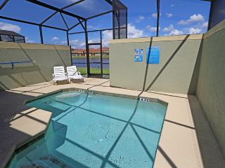 PARADISE PALMS RESORT 5 BDR-FD Elegant Luxury collection Lakeview, splash pool-Book online - Kissimmee vacation rentals