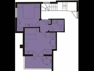01313TUCE  Plavi (2+2) - Tucepi - Tucepi vacation rentals