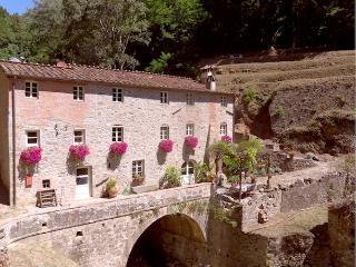 Antique Mill - Sleep to the Sound of the Brook. - Capannori vacation rentals