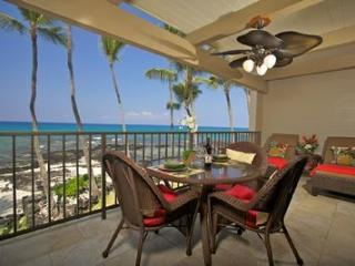 Oceanfront Condo with Fabulous View - Kailua-Kona vacation rentals