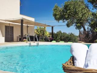 Exquisite villa just outside Manacor, Majorca, set in a lush garden with a private swimming pool - Son Macia vacation rentals