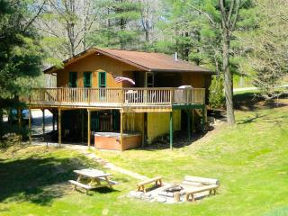 1st Choice Cabin - White Tail - Hocking Hills Ohio - Logan vacation rentals