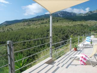 modern villa apartment with spectacular views - Miami Platja vacation rentals