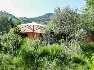 Divine bungalow for 4 in Brescia province with lush gardens, overlooking Lake Garda & mountains - Tignale vacation rentals