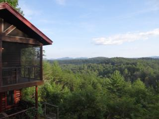 Lodge Mt View, Jacuzzi, 4B/3BA, Billiard, Fire Pit - Blue Ridge vacation rentals