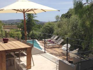 Villa Maxime holiday vacation villa rental france, riviera, cote d'azur, near st. tropez, sainte maxime, view, pool, short term long - Saint-Maxime vacation rentals