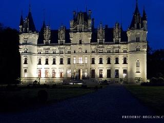 Chateau Fairytale Luxury chateau rental in Anjou loire valley  france - Rent chateau in the Loire - Cande vacation rentals