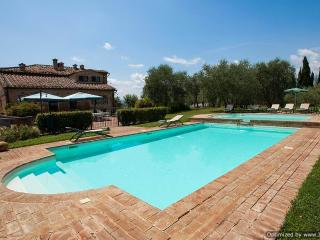 Asciano Delight - Le Four Asciano villa with views, Tuscan villa to let, self catered villa Tuscany - Asciano vacation rentals
