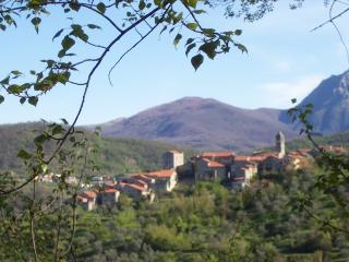 Casa Donati romantic home in a medieval village - Villafranca in Lunigiana vacation rentals