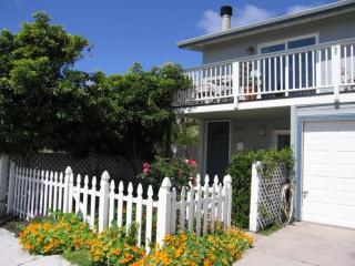 Perfect Pierpont Beach house-Ocean view/steps sand - Ventura vacation rentals