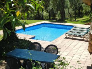 Masia Cumio 7/8 persons with seaview - Castell-Platja d'Aro vacation rentals