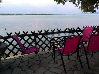 Unique beach front house - Halkidiki vacation rentals