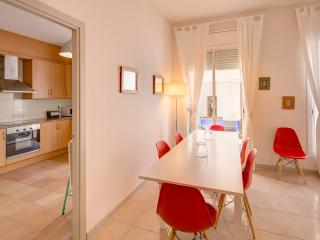 Sant Sebastia - modern apartment for 6, by the sea - Sitges vacation rentals