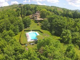 Ca di Bracco warmest outdoor pool in Umbria - Umbertide vacation rentals