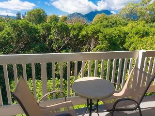 Affordable studio, ocean view, short walk to Hideaways Beach and St Regis - Princeville vacation rentals